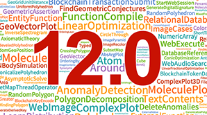 Version 12 Launches Today! (And It's a Big Jump for Wolfram Language and Mathematica)